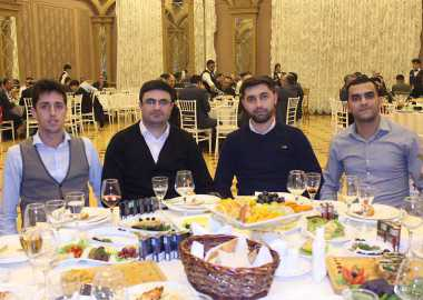 CTI organized a corporate lunch for its business partners
