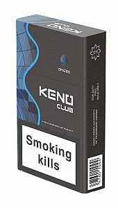 Keno Club Blue Queen Size