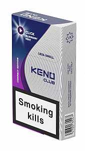 Keno Club Click Blueberry Mint Queen Size