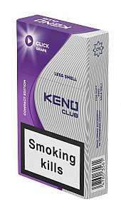 Keno Club Click Grape Queen Size