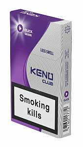 Keno Club Click Grape Nano