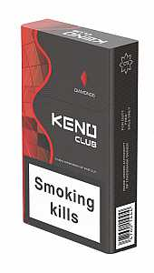 Keno Club Red Queen Size